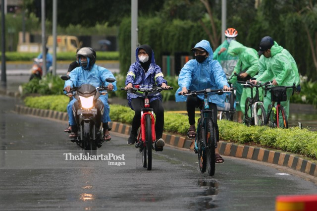 Curah Hujan Jakarta