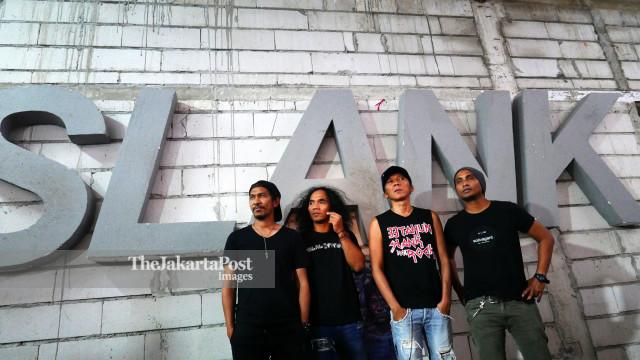 Rock band Slank