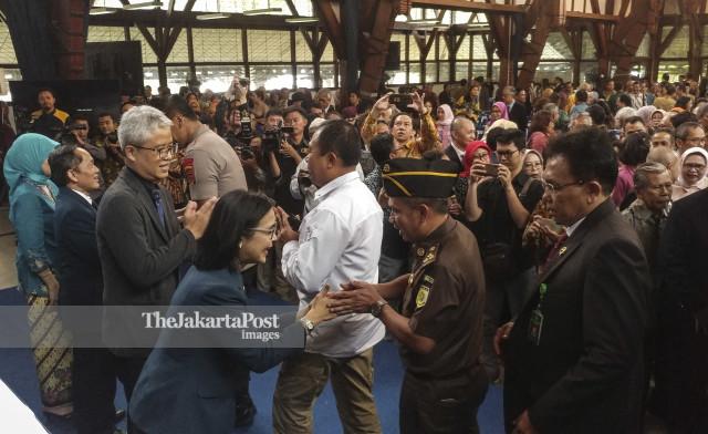 Rektor ITB Reini Djuhraini Wirahadikusumah