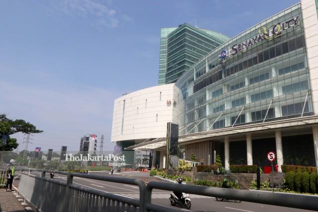 Pusat Perbelanjaan Senayan City