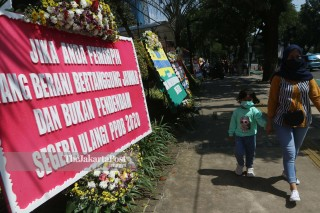 Protes PPDB Jakarta