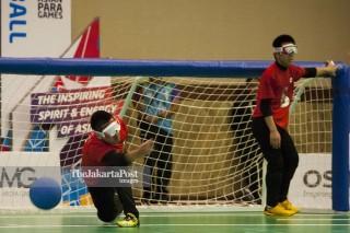 Goal Ball Asian Para Games 2018 - Putra - Jepang vs Iran