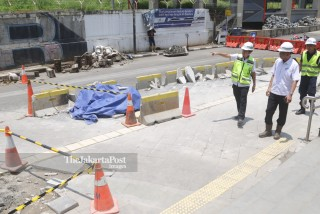 Pedestrianisasi Jalan Kendal