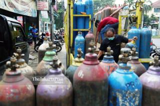 Penjual Oksigen