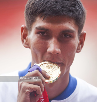 Para atletik Asian Para Games 2018_Uzbekiztan