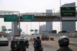 Antasari- Depok Toll road