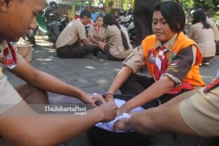 Pramuka di Bali