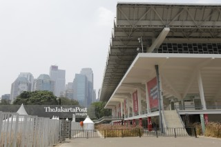 Venue Badminton Asian Para Games 2018