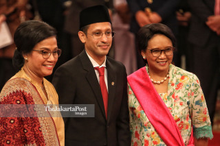 Indonesia Onward Cabinet