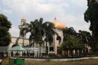 Gereja Katholik Santa Catharina di Taman Mini Indonesia Indah (TMII) Jakarta