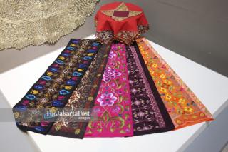 Sulam di Museum Tekstil