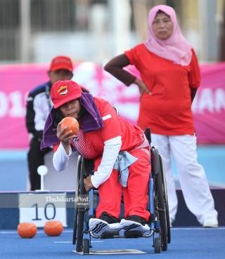 LAWN BOWLS ASIAN PARA GAMES 2018 - Indonesia