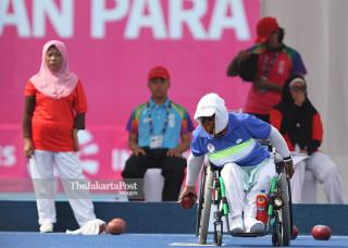 Lawn Bowls - putri - Malaysia vs Hong Kong