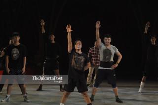 Oriental Circus Training
