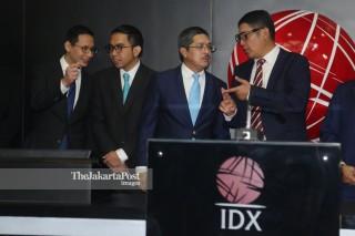 Pencatatan & Perdagangan Perdana Saham PT. Envy Technologies Indonesia Tbk
