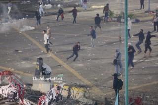 Update: Jakarta riots