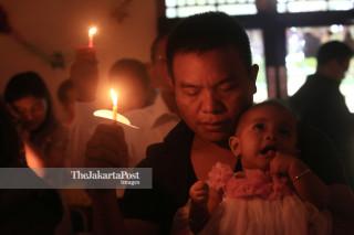 Christmas in Carita, Pandeglang