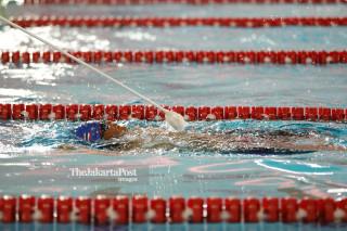 Para Swimming Quarter Asian Para Games 2018