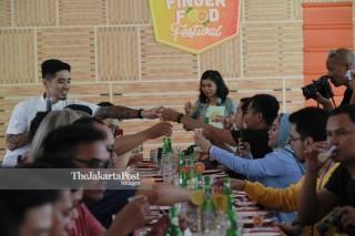 Radler Finger Food Festival