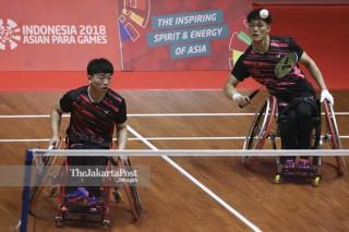 Badminton Asian Para Games 2018_China