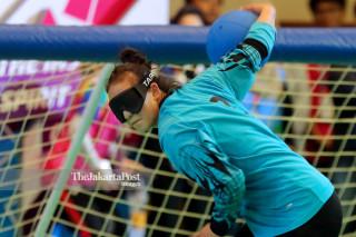 Goal Ball Asian Para Games 2018_China