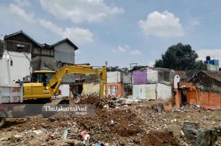 File: Proyek Rumah Deret Taman Sari