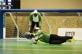 Goal Ball Asian Para Games 2018 - Putri - Iran vs Thailand