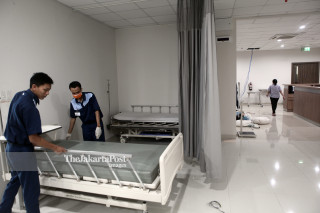Emergency hospital COVID-19