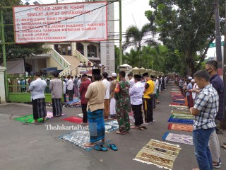 Sholat Jumat di Masa New Normal