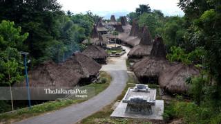 Prai Ijing village