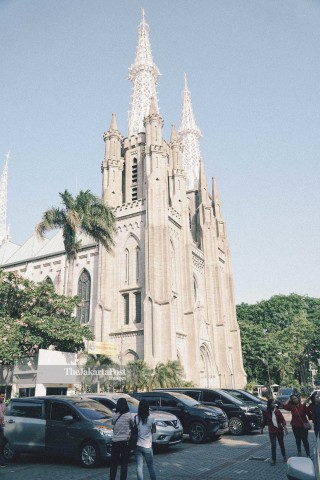 Jakarta's Cathedral Church