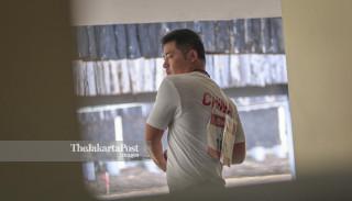 Xiaolong Lou atlet tembak asal China