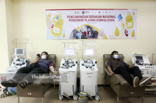 Donor Darah Konvalesen