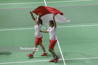 Badminton Asian Para Games 2018_Indonesia