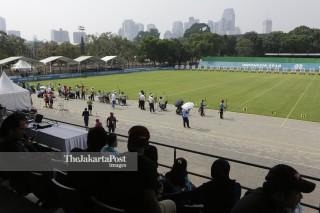 Venue Panahan Asian Para Games 2018