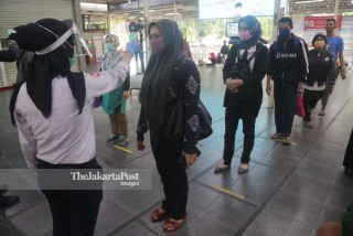 Kesiapan Prosedur New Normal Commuterline