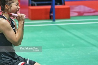 Women Single Final Daihatsu Indonesia Masters 2020