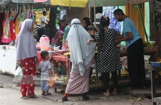 Belanja di Pasar