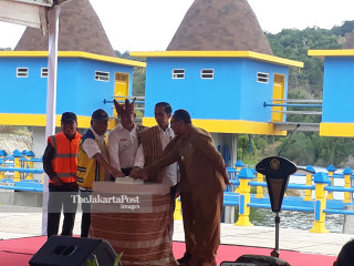 Rotiklot dam Launch