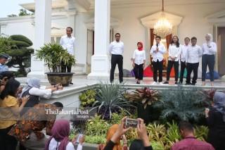 Staf Khusus Presiden Milenial