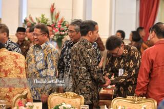 Perpisahan Kabinet Kerja