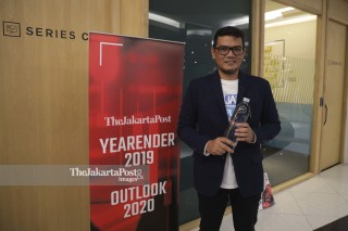 "The Jakarta Post Yearender 2019 ""Whither RI Democracy"""