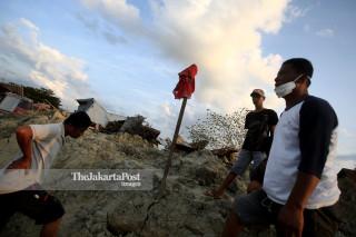 Penemuan jenazah di Petobo Palu Sulawesi Tengah