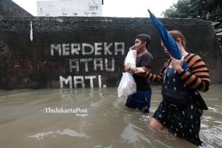 -Jakarta's Flood