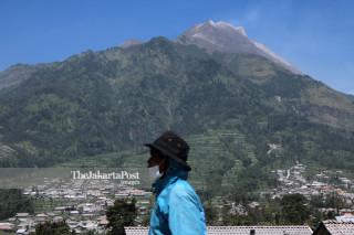 IDN: Merapi eruption