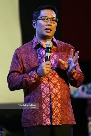 File: Ridwan Kamil