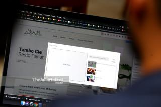 Web untuk UMKM