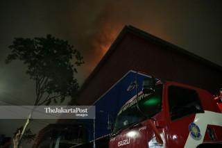 Kebakaran Lokasari