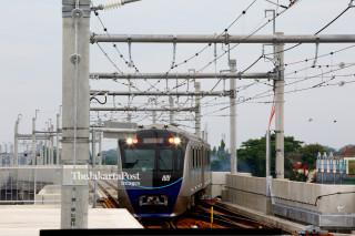 The progress of MRT Jakarta