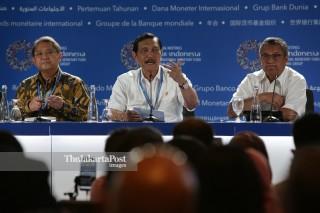 Annual Meeting International Monetary Fund - World Bank Group 2018